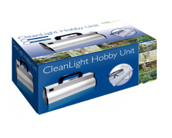 massive-grow;  Clean Light Hobby Unit UVC-Lampe