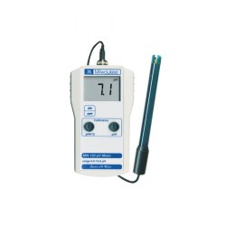 massive-grow;  Milwaukee pH Meter MW100