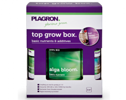 massive-grow;  Die Plagron Top Grow Box BIO